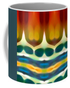 Fury Pattern 7 Coffee Mug by Amy Vangsgard