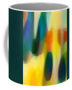 Fury Rain 3 Coffee Mug by Amy Vangsgard