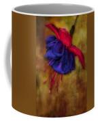 Fuschia Flower Coffee Mug by Susan Candelario