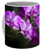 Fushia Orchid Coffee Mug