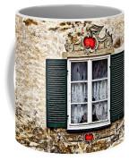 Fussen Window Coffee Mug