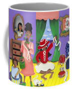 Future Reservations Coffee Mug by Patricia Sabree