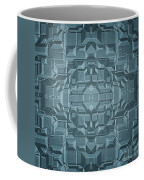 Future Sci Fi City Coffee Mug