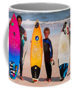 Future Surfing Champs Coffee Mug