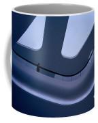 Futuristic Blue Coffee Mug