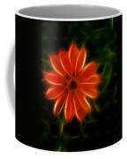Futuristic Zinnia 4 Coffee Mug