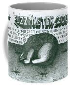 Fuzzmaster 2000 Coffee Mug