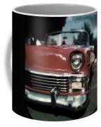 Fuzzy Dice Chevy Coffee Mug