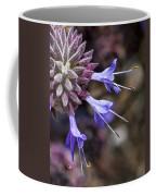 Fuzzy Purple Detail 2 Coffee Mug