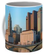 Fx1l922 Columbus Ohio Skyline Photo Coffee Mug