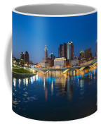 Fx2l472 Columbus Ohio Night Skyline Photo Coffee Mug