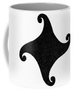 Fylfot-triskelion Coffee Mug