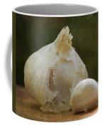 G Is For Garlic Coffee Mug