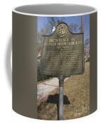 Ga-005-10 Birthplace Of Charles Holmes Herty 1867-1938 Coffee Mug