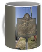 Ga-005-16 Provost Guard Campsite Coffee Mug