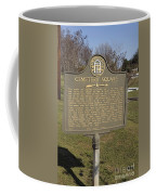 Ga-005-28 Cemetery Square Coffee Mug