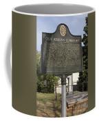Ga-029-101 Old Athens Cemetery Coffee Mug