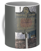 Ga-104-11 William Tappan Thompson Coffee Mug