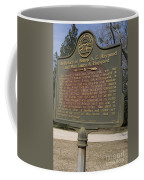 Ga-108-2 Birthplace Of Bishop A. G. Haygood And Miss Laura A. Haygood Coffee Mug