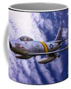Gabby's F-86e Coffee Mug