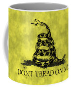 Gadsden Flag - Dont Tread On Me Coffee Mug