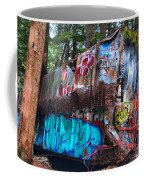 Gaffiti In The Candian Forest Coffee Mug