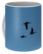 Gaggle Of Geese Coffee Mug