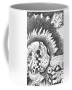 Gaining Knowledge In An Unknown Territory Coffee Mug