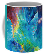 Galactic Angel Coffee Mug