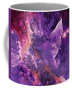 Galactic Angel - Rose Coffee Mug