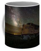 Galactic Express Coffee Mug
