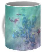 Galapagos Islands From Under Water Coffee Mug