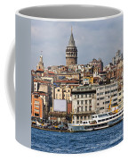 Galata Tower 03 Coffee Mug