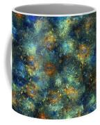 Galaxies  Coffee Mug by Betsy Knapp
