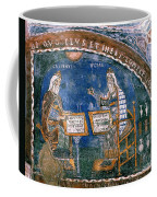 Galen And Hippocrates Coffee Mug