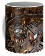 Galeries Lafayette Lights Coffee Mug