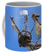 Galleon Lookout Nest Coffee Mug