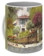 Galline Coffee Mug by Guido Borelli