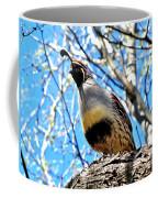Gambel's Quail II Coffee Mug