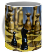 Game Of Chess Coffee Mug
