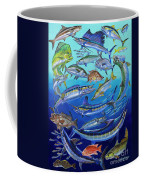 Gamefish Collage In0031 Coffee Mug