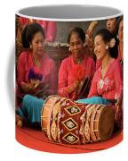 Gamelan 02 Coffee Mug