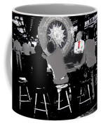 Gaming Tables Interior Binion's Horseshoe Casino Las Vegas Nevada 1979-2014 Coffee Mug