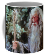 Gandalf The Grey Not Moses Mom Coffee Mug
