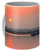 Ganges Sunset Coffee Mug