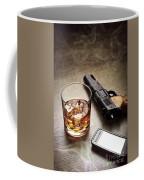 Gangster Gear Coffee Mug by Carlos Caetano