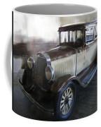 Gansgter Era Automobile Coffee Mug