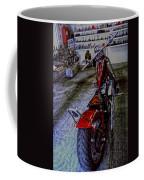 Garage Kept Chopper Coffee Mug