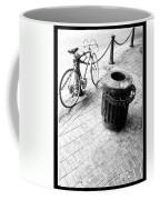 Garbage Bike  Coffee Mug