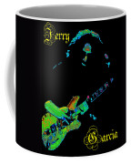 Garcia Rocks At Winterland 1977 Coffee Mug